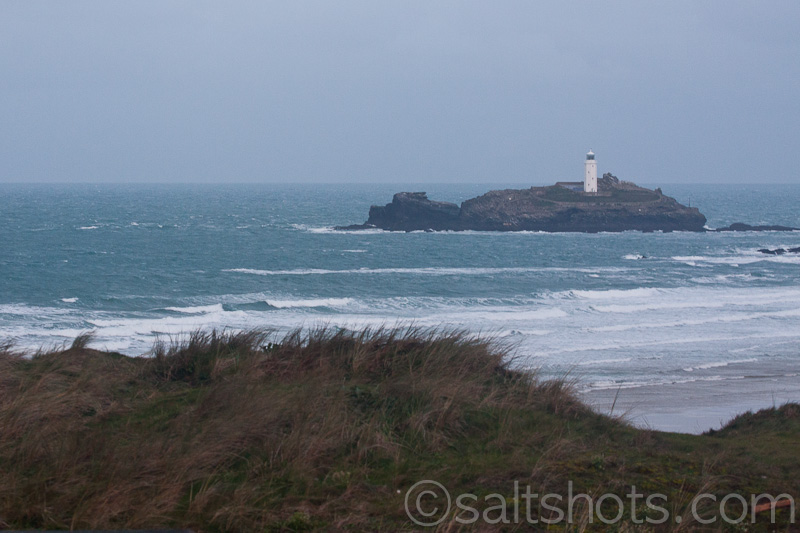 20-12-2011 Godrevy Daily Surf Report by Saltshots