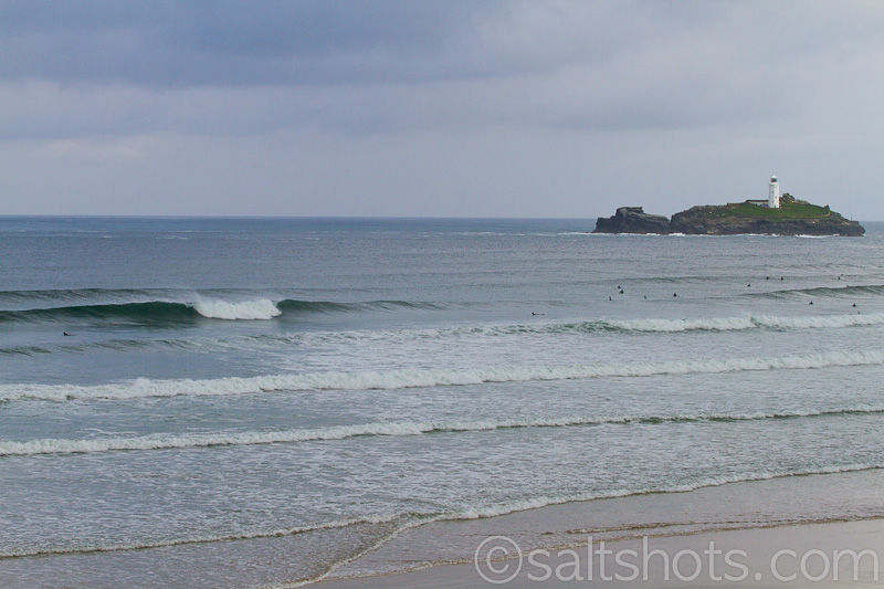 05-07-2012 Godrevy and Gwithian Surf Report by Saltshots
