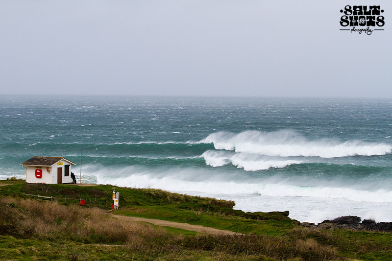 November Surf Report Godrevy