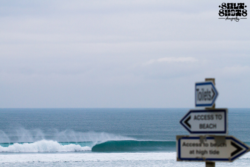 December Surf Report Godrevy